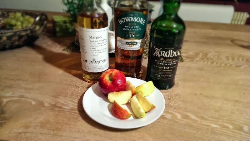 geschmack neutralisieren beim whisky tasting tasteup. Black Bedroom Furniture Sets. Home Design Ideas