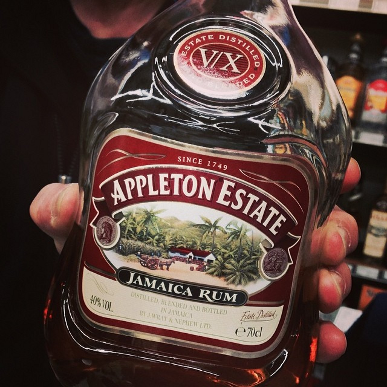 Appleton Estate, Jamaica, 5 - 10 Jahre