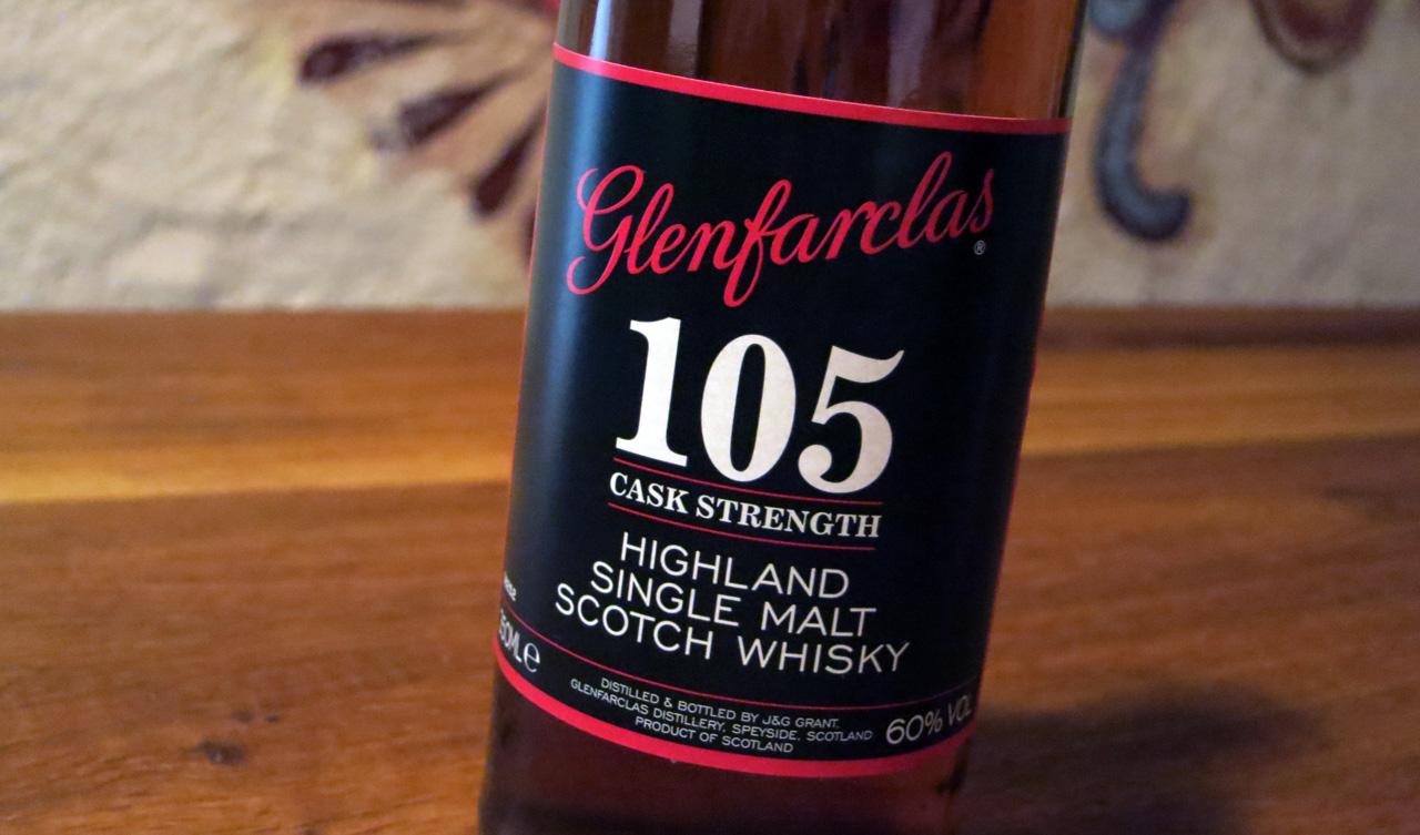 Glenfarclas 105, Cask Strength, 10 Jahre