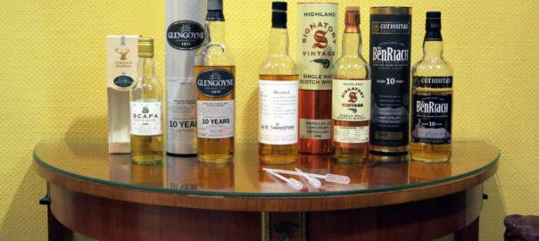 Lineup des whiskyBN-Meetup am 14.02.2014