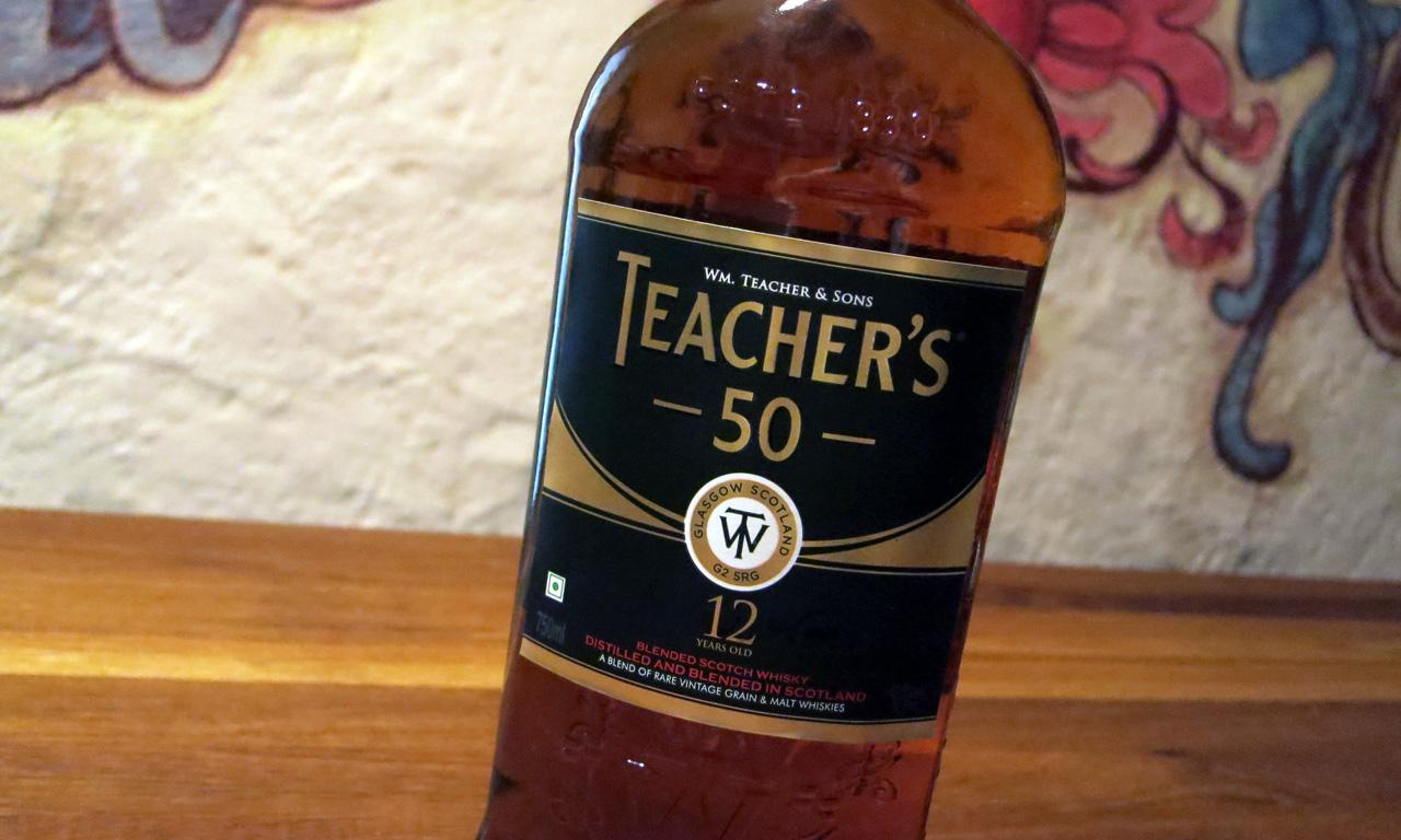 Teacher's 50, 12 Jahre