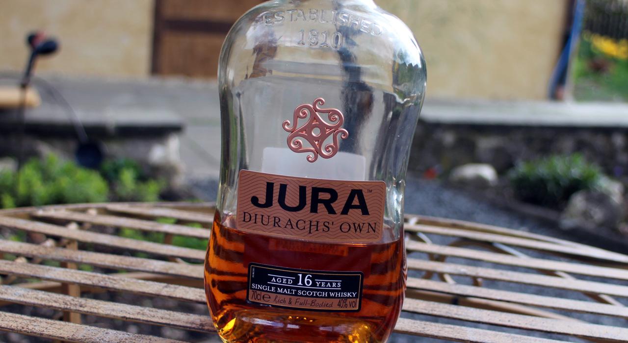 Jura Diurachs' Own, 16 Jahre