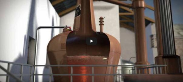Screenshot: Herstellung von Whisky