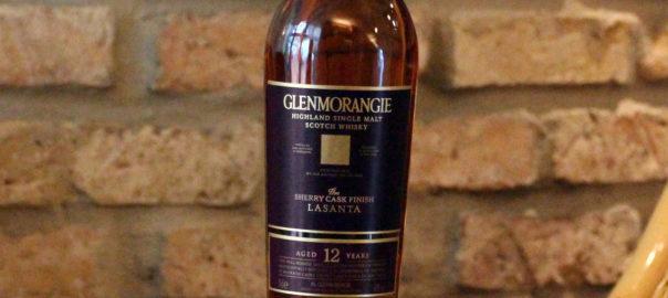 Glenmorangie Lasanta, 12 Jahre, 05.2014
