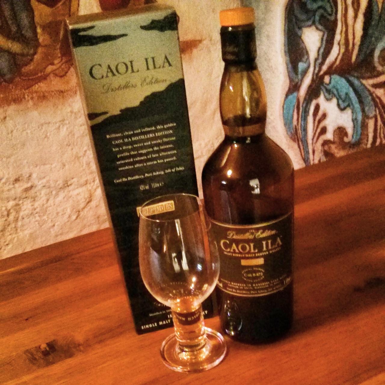 Caol Ila Destillers limited editon 2000/2012 8/472