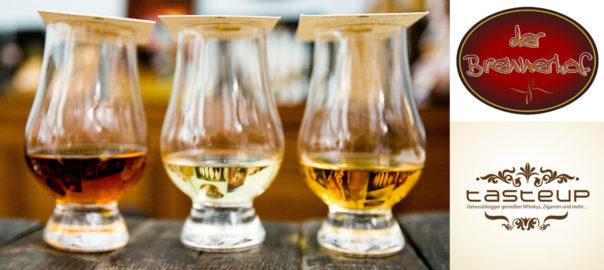 Whisky-Menü-Abend von Tasteup.de & dem Brennerhof