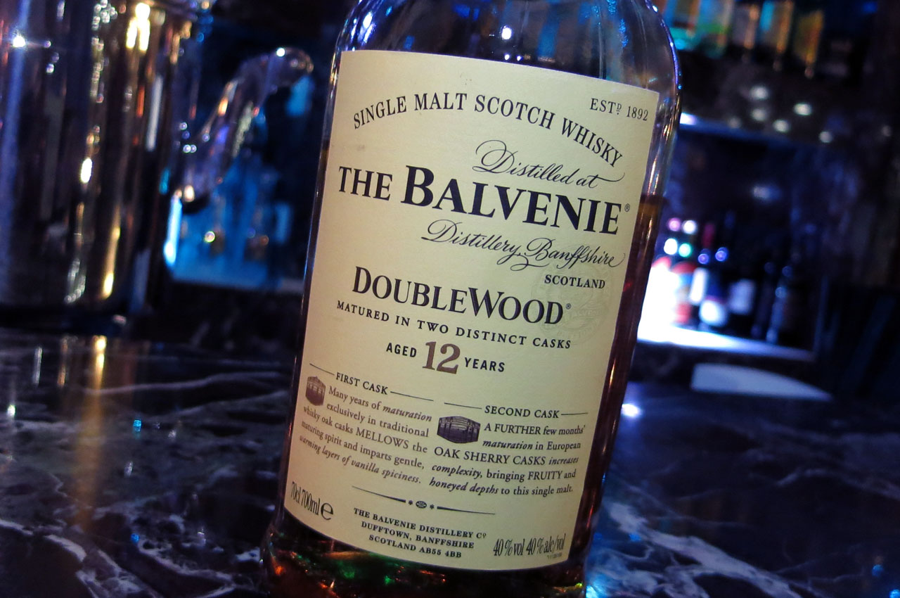 The Balvenie Double Wood 12y.