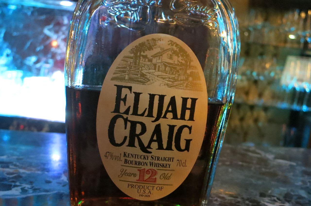Elijah Craig,12y., Kentucky Straight Burbon