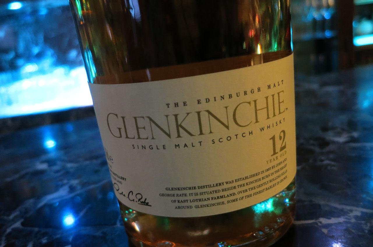 Glenkinchie 12y.