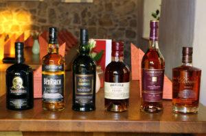 Lineup Whiskymenüabend Oktober 2014