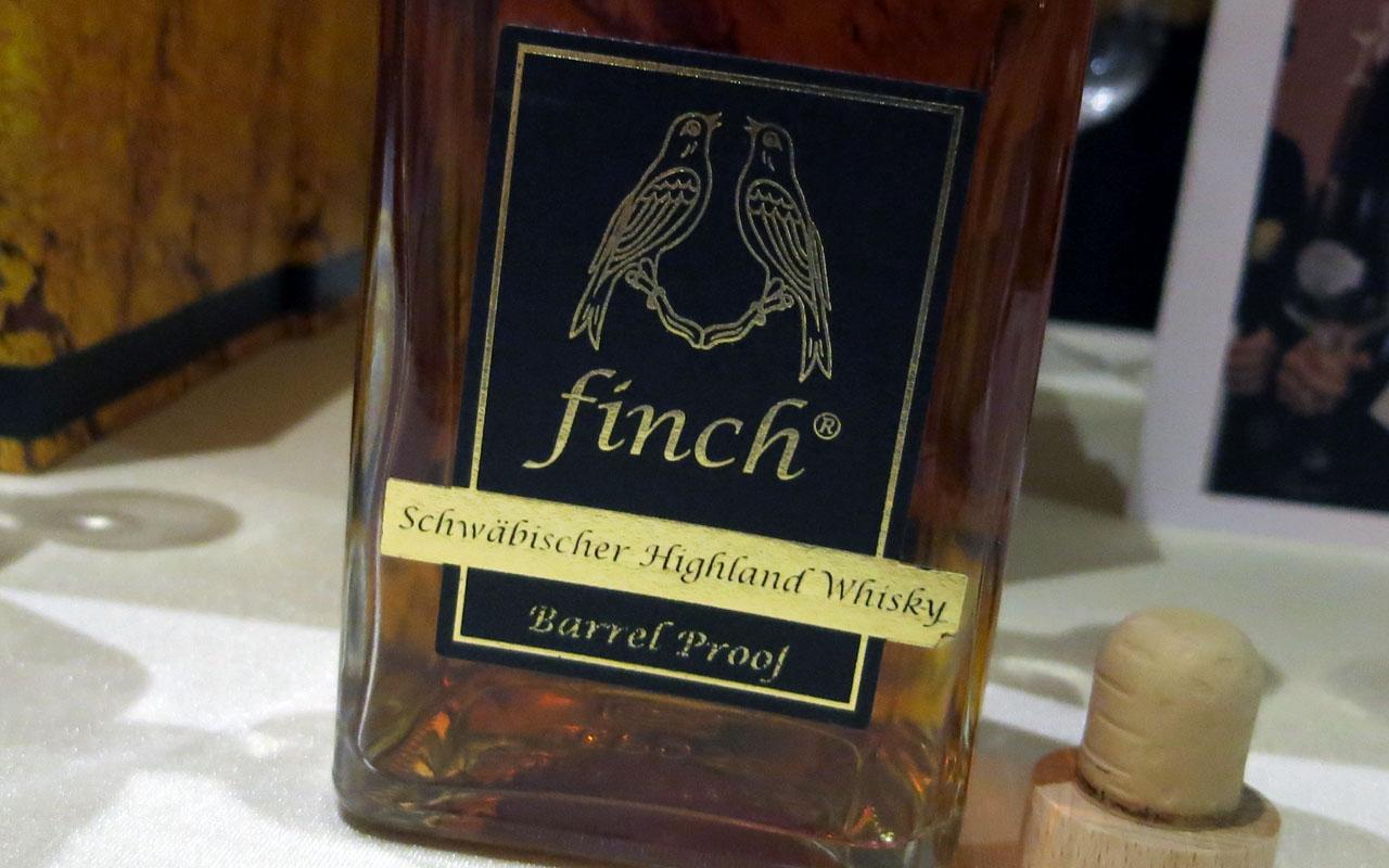 Finch BarrelProof 201 Limited Black Label