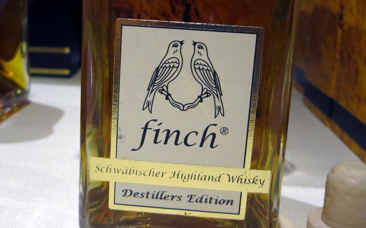 Finch Destillers Edition 5y.