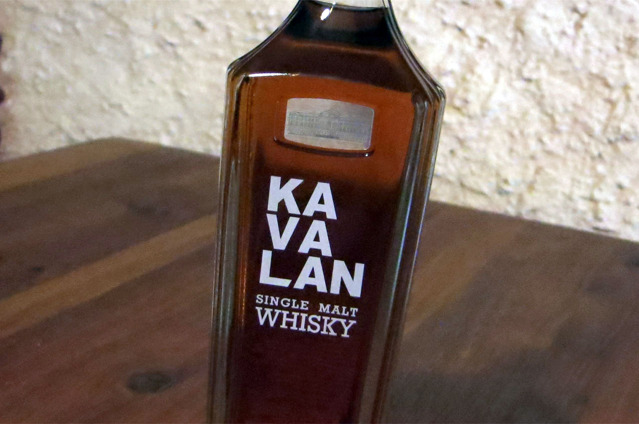 Kavalan, ein Singel Malt aus Taiwan