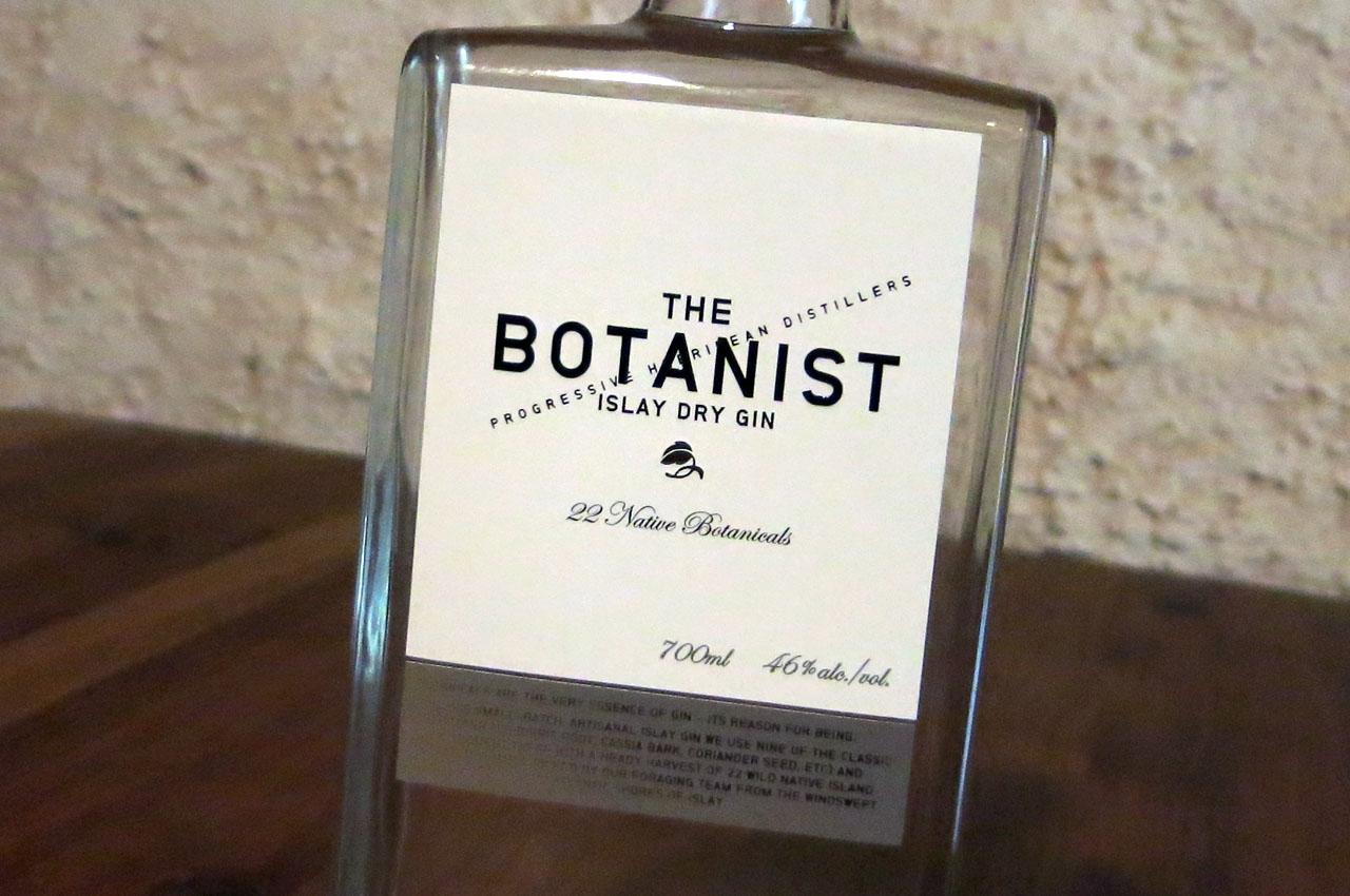 The Botanist Islay Dry Gin von Bruichladdich