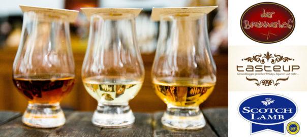 Whisky-Menü-Abend 03/2015 von Tasteup.de & dem Brennerhof