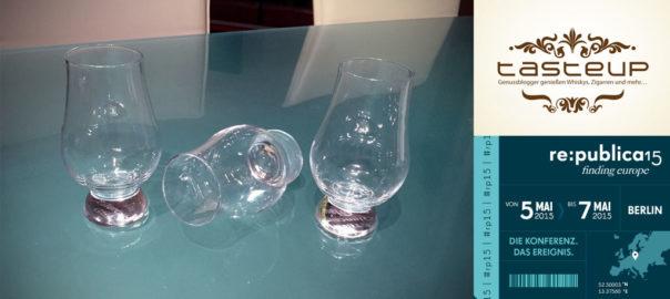 Nosing-Glas für Tastup-Sessions?