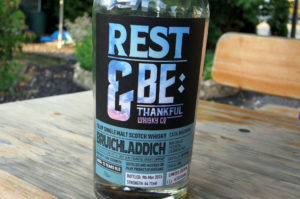Bruichladdich Rest & Be Thankful 12 Jahre