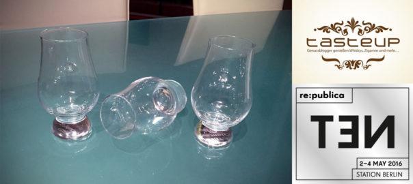 Nosing-Glas für die Guerilla-Sessions