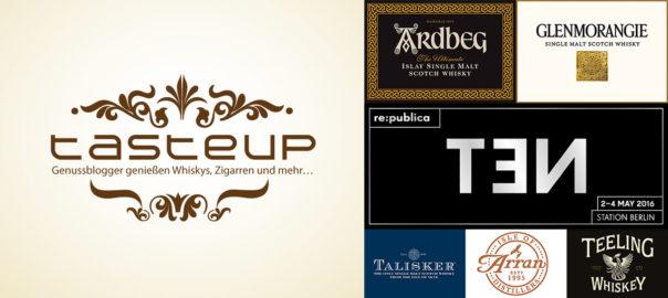 Tasteup auf der re:publica TEN