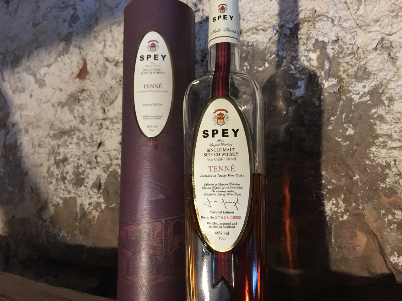 Spey Tenné Selected Edtion