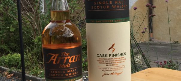 Arran Sauternes Cask Finish
