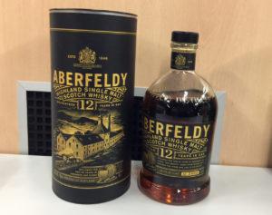 Aberfeldy 12, ein Travel Retail (Highlands)