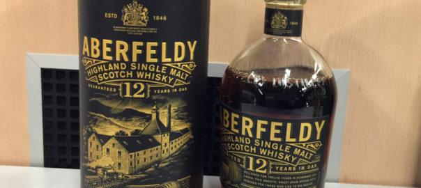 Aberfeldy 12, ein Travel Retail (Highlands)