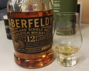 Aberfeldy 12 Highland Single Malt Scotch Whisky
