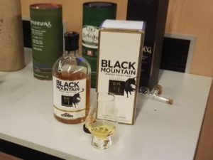 Black Mountain No.1, ein Blend aus Frankreich
