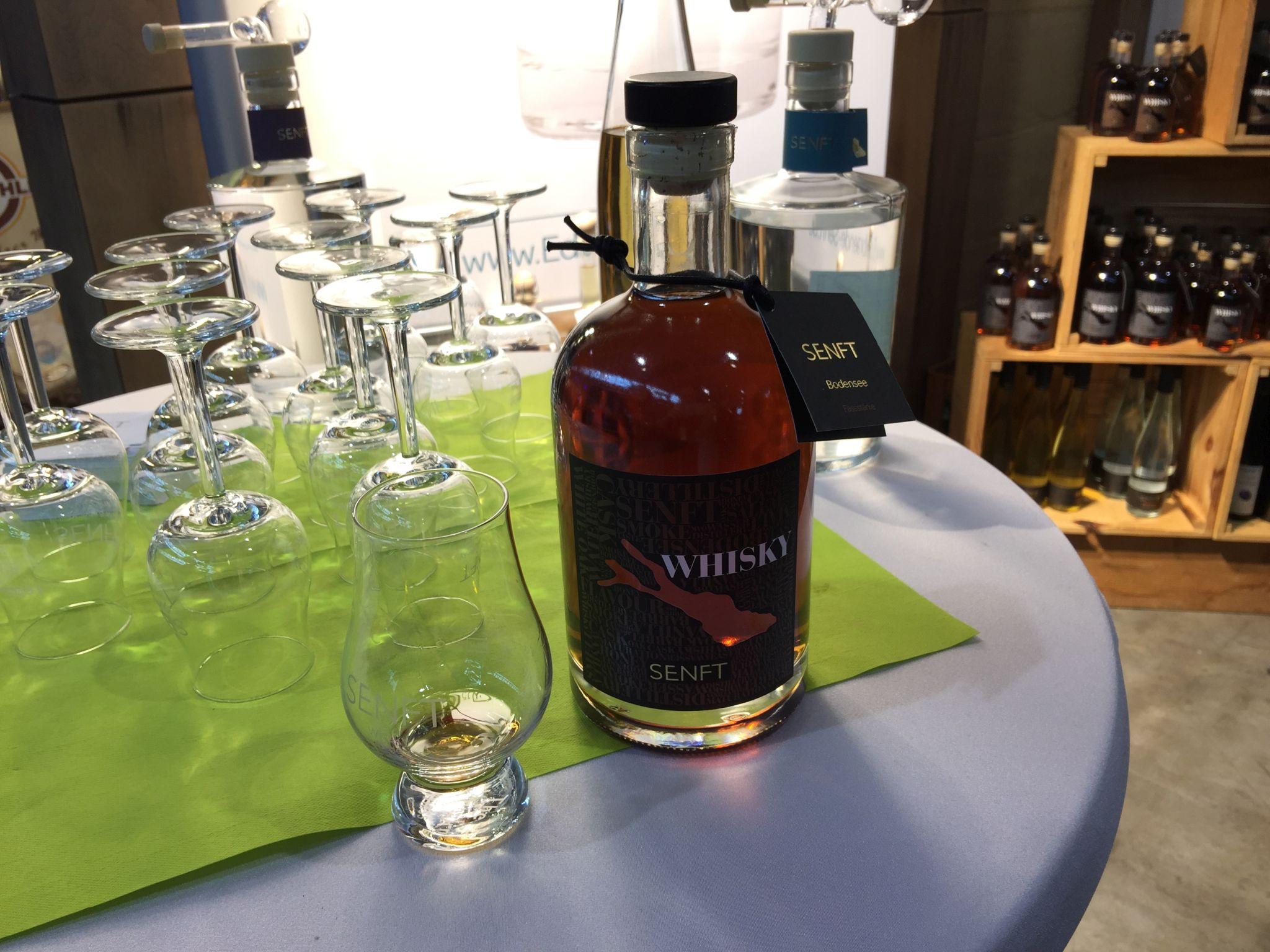 Senft Bodensee-Whisky Fassstärke