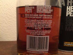 Einhellige Meinung: dieser Whisky ist schon was Besonderes