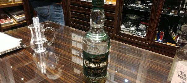 Cragganmore in der 2003/2015 Ausgabe der Distillers Edition
