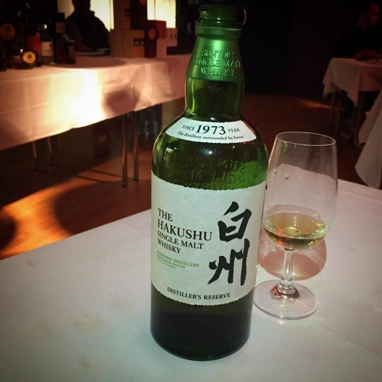 Ein Whisky von einer der höchstgelegenen Destillen der Welt