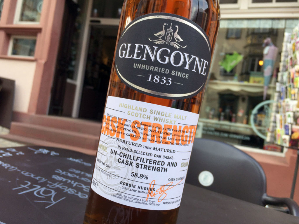 Glengoyne Cask Strength Batch 4